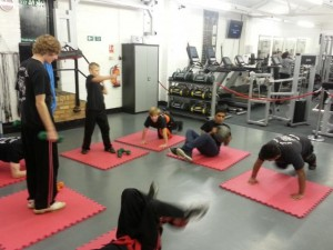 Fitness Classes Wigston