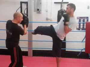 Adult Kickboxing Wigston