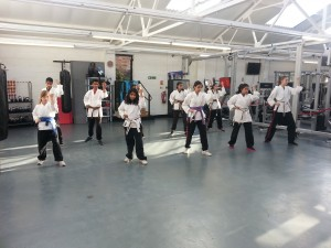 wigston karate gradings